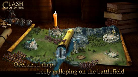 Clash of Empire: Epic Strategy War Game