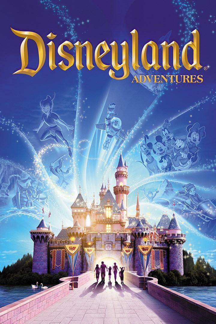 Disneyland Adventures Demo