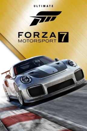 Forza Motorsport 7 Ultimate Edit