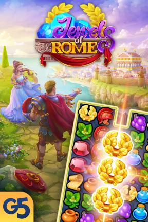 Jewels of Rome: Match gems