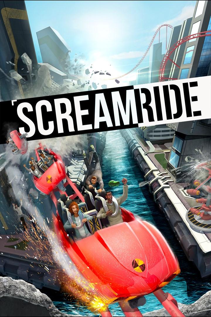 ScreamRide Demo