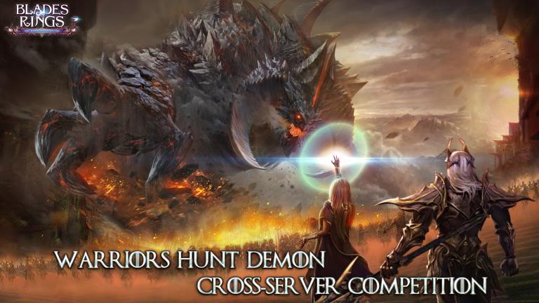 Blades and Rings: Dark Raiders
