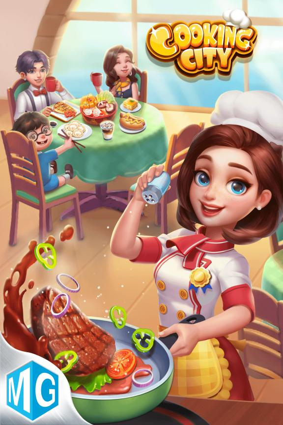 Cooking City: Summer Party