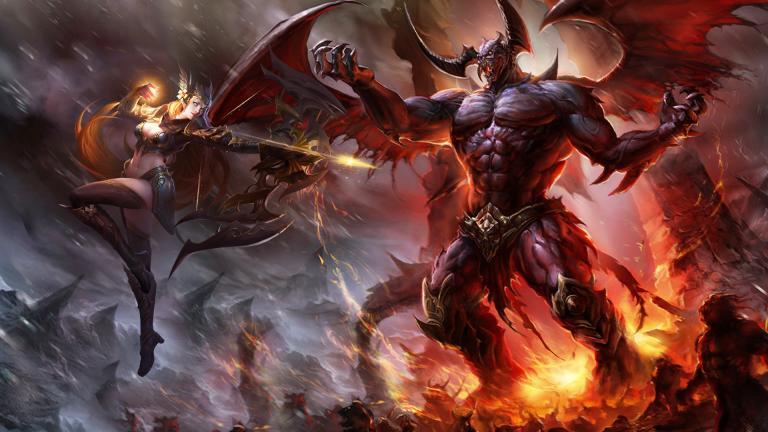 Darkmoon Realm: Eternal Dark Age