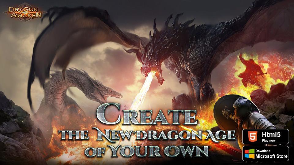Dragon Awaken: Divine War
