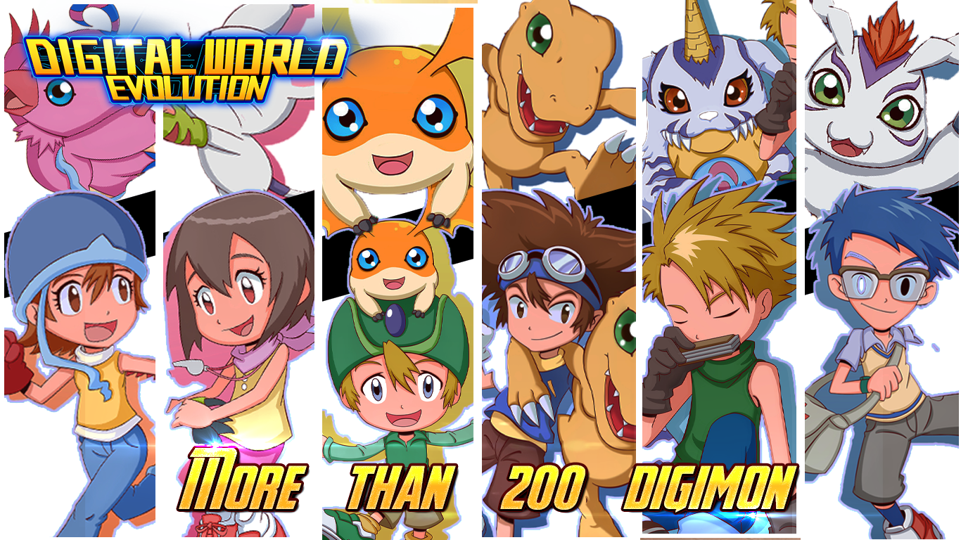 Digimon Monster: Classic Childhood Game