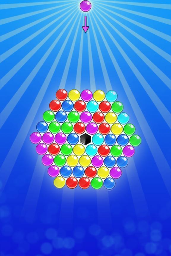 Dino Bubbles Game: Bubble Shoote