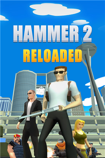 Angry Hammer: Grand Theft Auto
