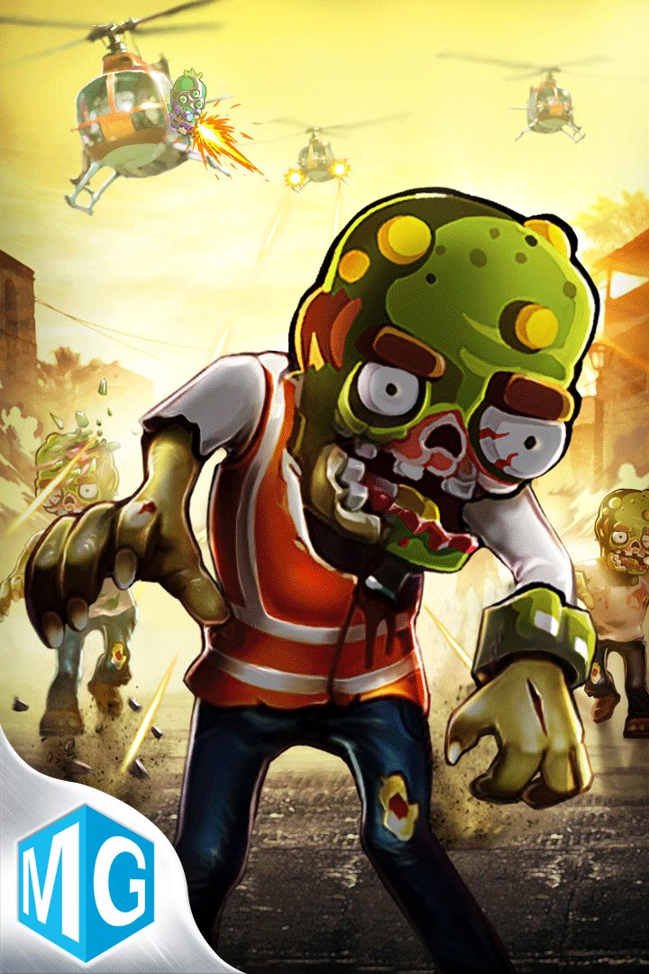 Zombie Survival - Tower Defence