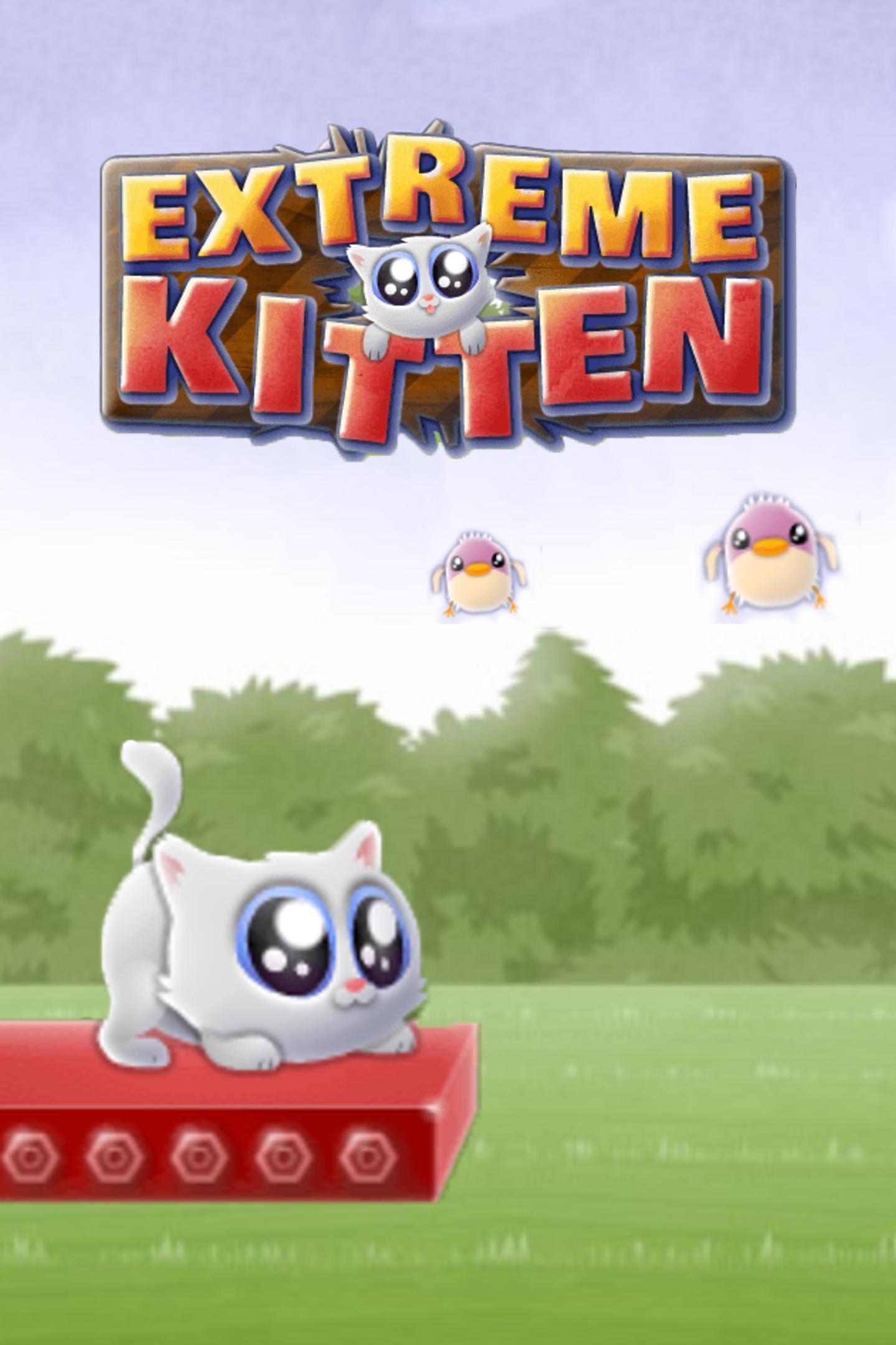 Extreme Classic Kitten