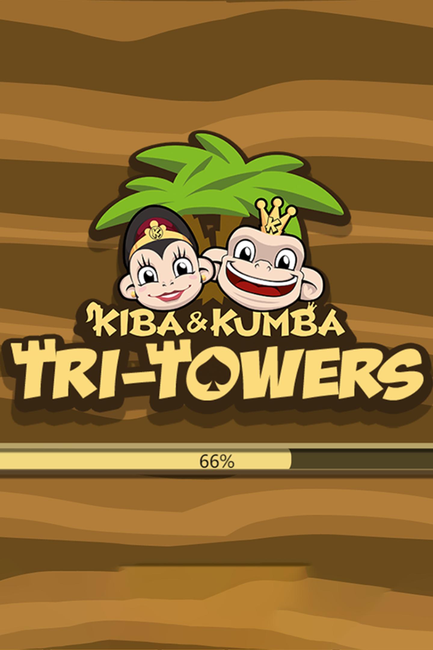 Kumba Towers Solitaire