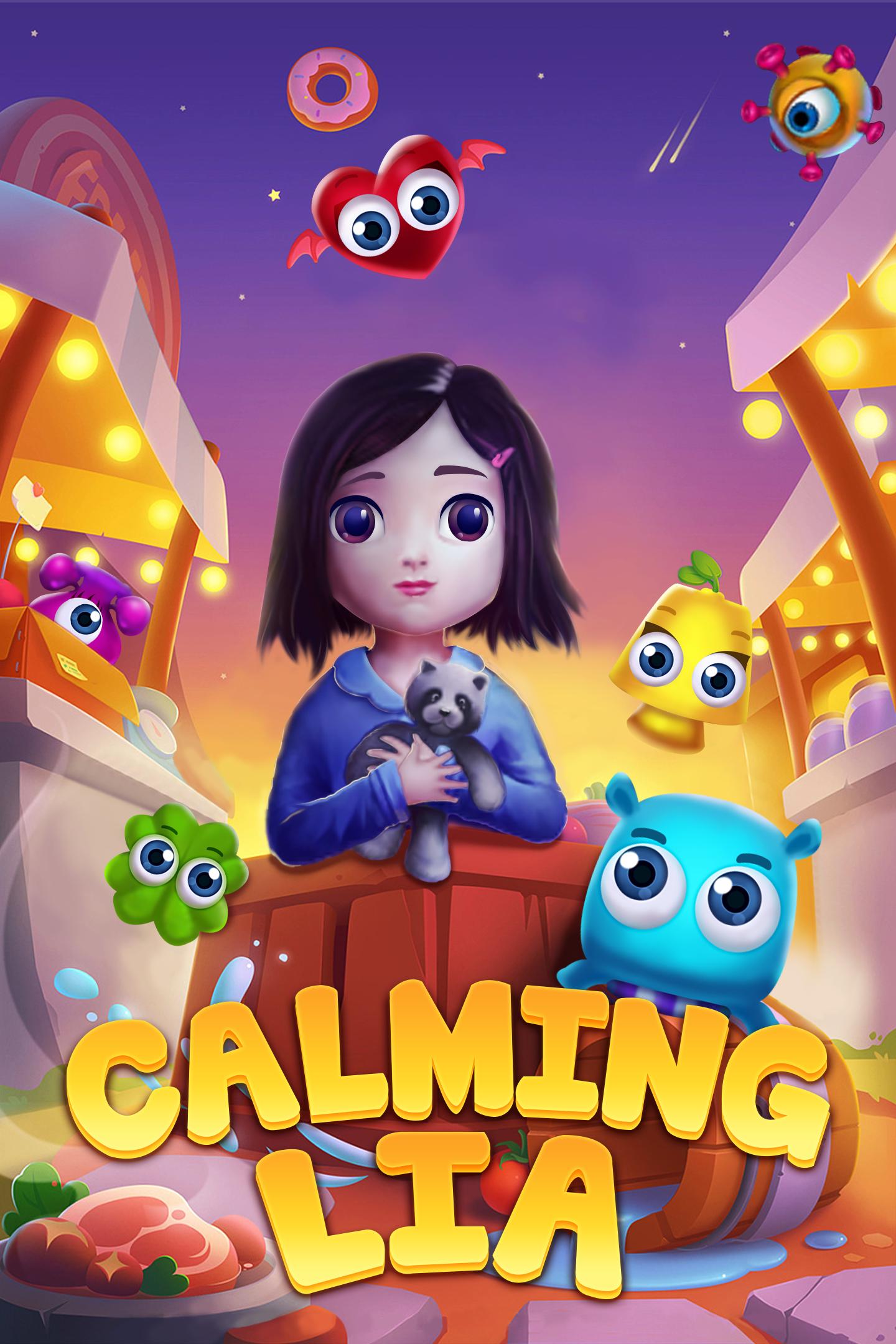 Calming Lia: In Wonderland