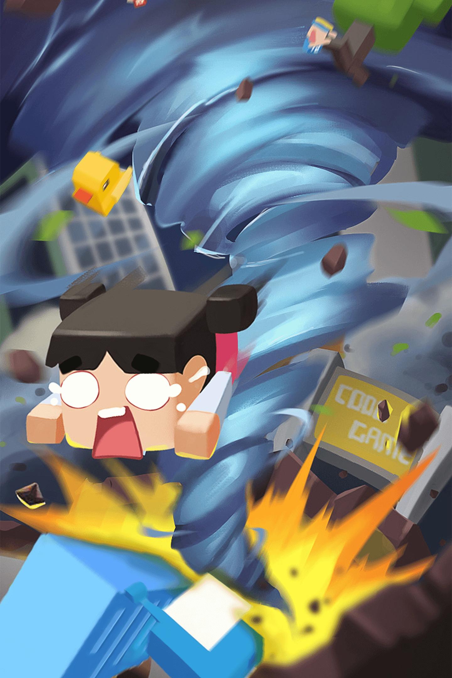 Tornado.io: Devour