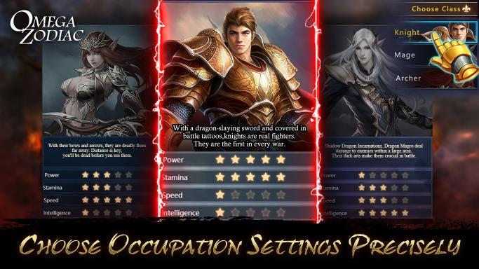 Omega Zodiac: Constellation Warrior