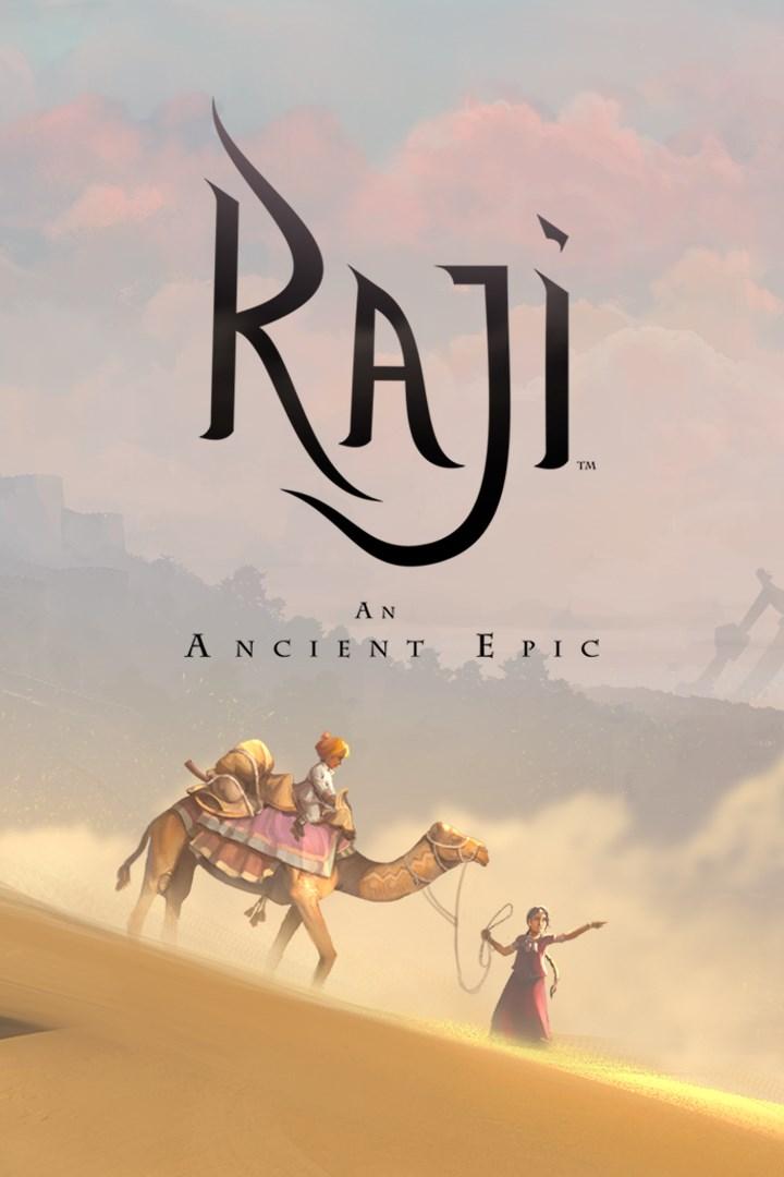 Raji: An Ancient Epiс