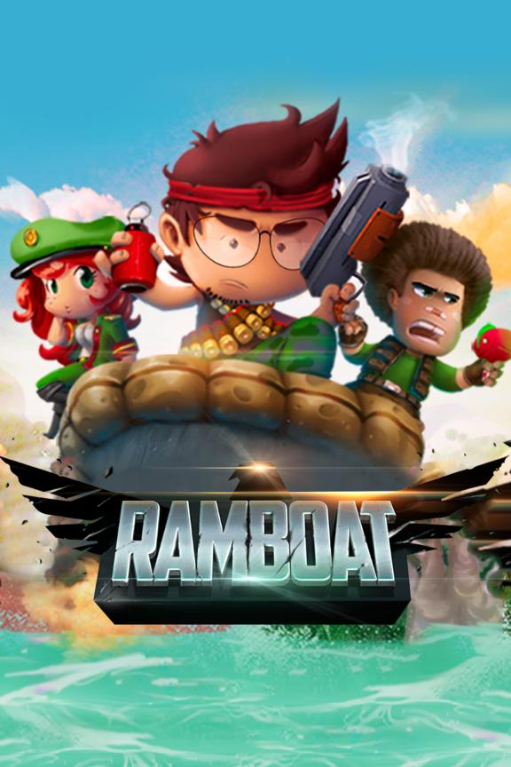 Ramboat: Soldier Shooting Game
