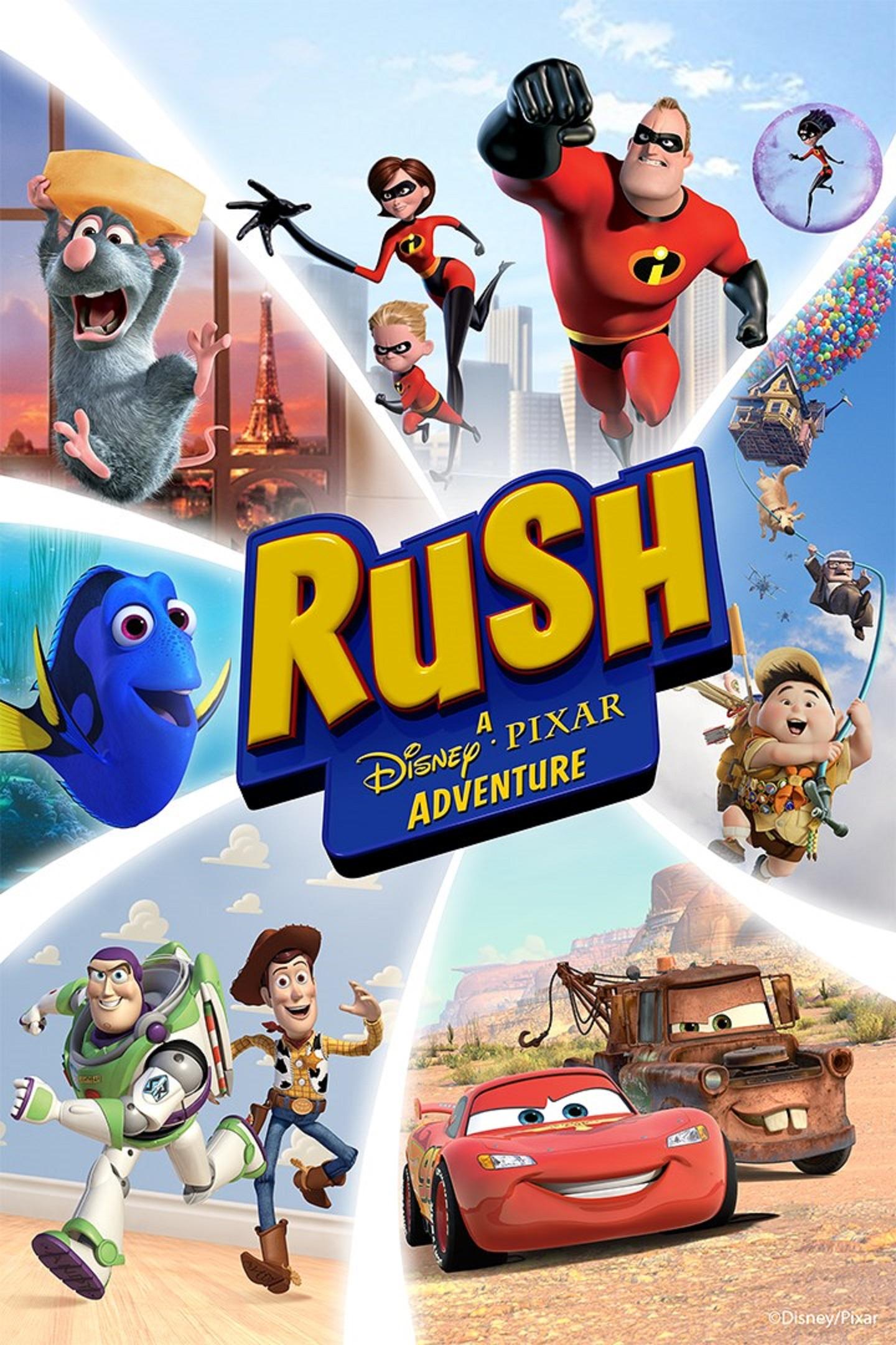 Rush: A Disney-Pixar Adventure