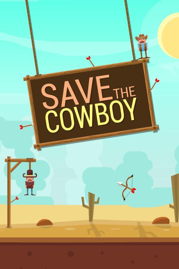 Save the Cowboy: Archery Master