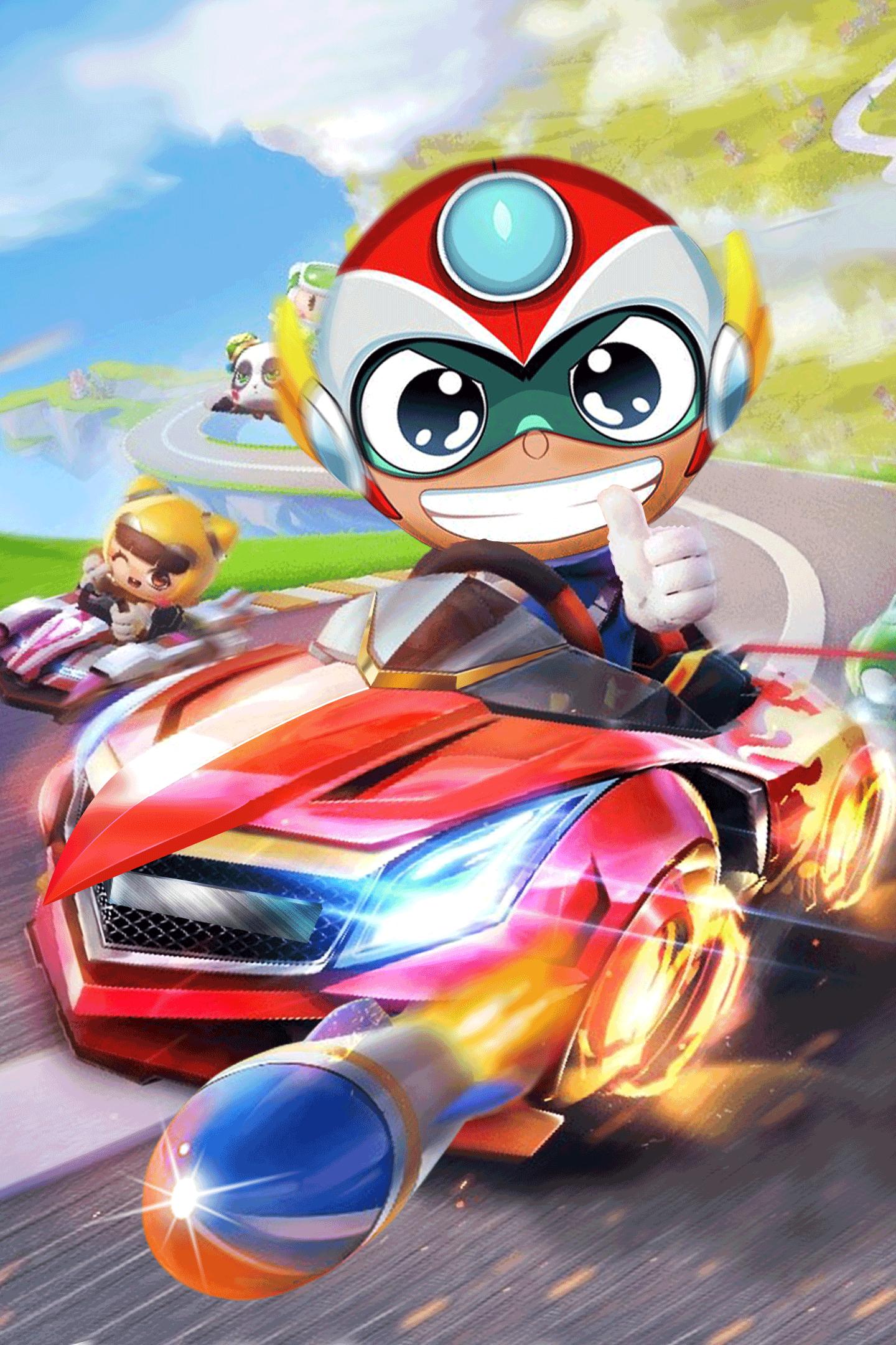 Happy Superman: Drift Racing