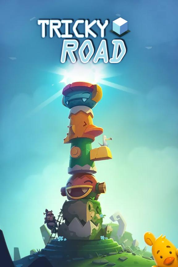 Tricky Road: Challenge The Endless Road