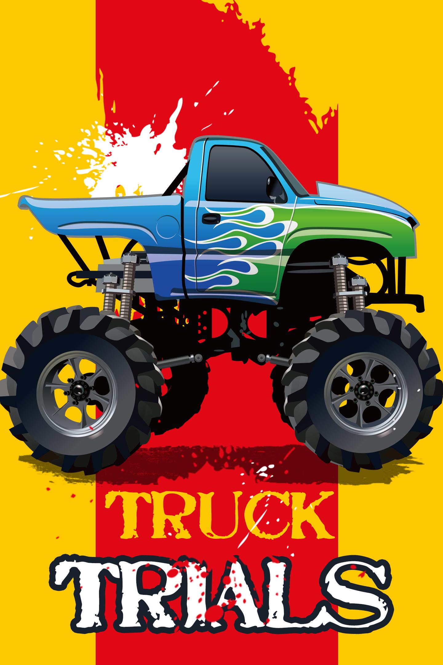 Truck Trials: March Forward