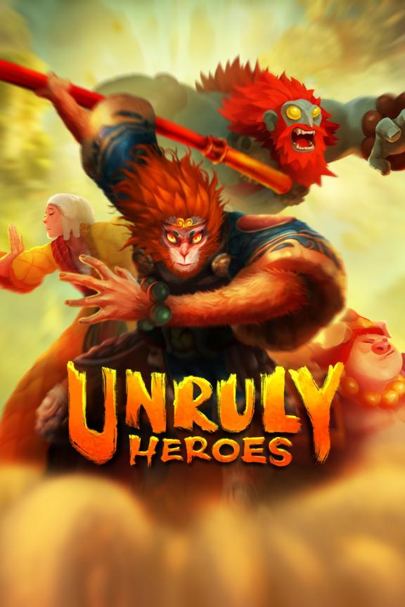 Unruly Heroes Windows 10