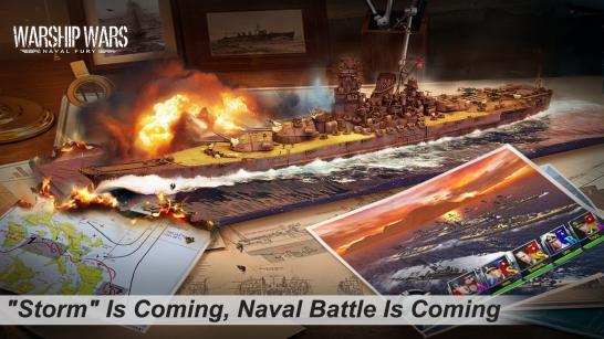 Warship Wars: Naval Fury