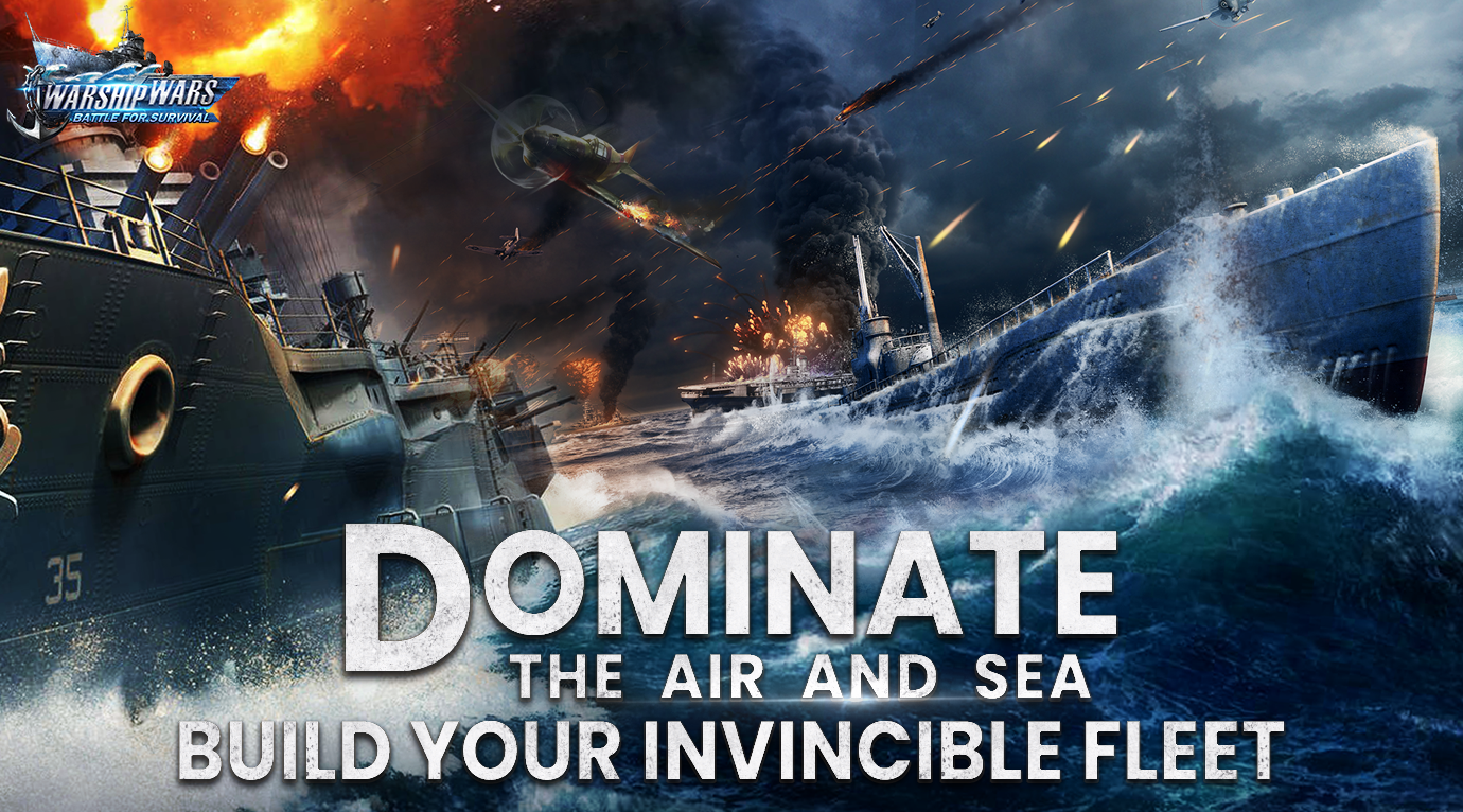 Warship Wars : battle for survival